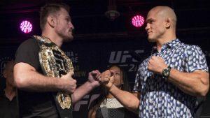 UFC 211 predictions, Stipe Miocic vs. Junior dos Santos fight card, picks, odds, date