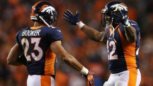 Joseph: Broncos RB competition wide-open