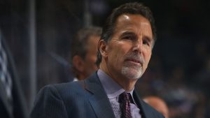 Jackets send pick to Canucks for Tortorella