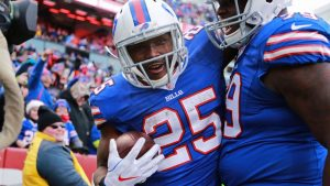 LeSean McCoy surprises mom with new Jaguar for Mother's Day