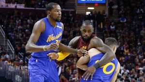 Is Cavs-Warriors Round 3 the most star-studded Finals ever?