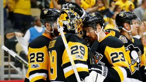 Experience edge in Stanley Cup goes to Pens