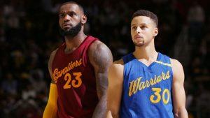 Warriors open as strong favorite in Las Vegas