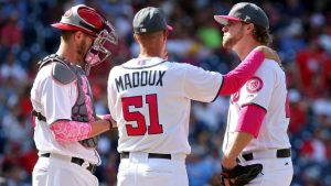 Real or not? Nationals' bullpen hits panic mode, Julio Urias not yet a star