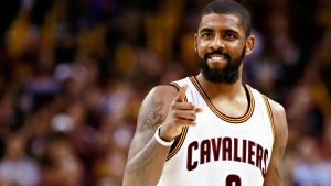 Durant: Kyrie better than Iverson 'skill for skill'