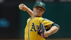 Olney: A's Sonny Gray could become No. 1 target at trade deadline