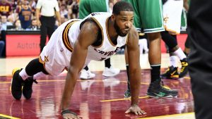 Zach Lowe: How Tristan Thompson became an enormous 'problem' for Cavs opponents