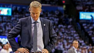 Kerr 'not ready' to return to Warriors sideline