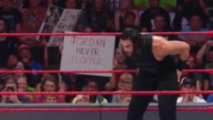 LeBron James vs. Michael Jordan debate even showing up on 'Monday Night Raw'