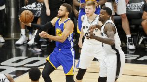 Warriors back in NBA Finals after sweeping Spurs in Western finals: Takeaways
