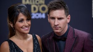 Messi set to marry childhood sweetheart