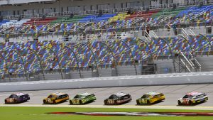 Police investigate bomb threat phone call during Thursday NASCAR practice