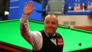 John Higgins: Question & answer session with four-time world champion