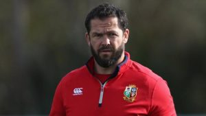 British and Irish Lions 2017: Andy Farrell wary of defence penalties