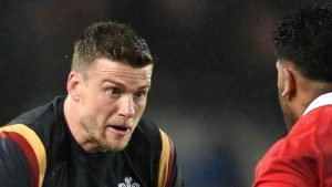 Wales rugby tour: McBryde drops Williams against Samoa