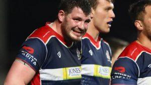 James Phillips: Bath sign Bristol forward on one-year deal