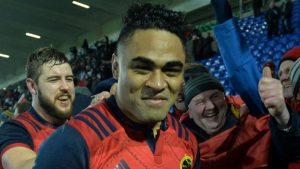 Francis Saili: Harlequins sign Munster and former All Blacks centre