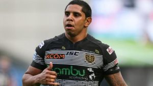 Super League: Castleford Tigers v Hull FC