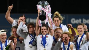 Women's Rugby World Cup: Sarah Hunter leads experienced England squad