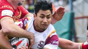 Super League: Catalans Dragons v Leigh Centurions