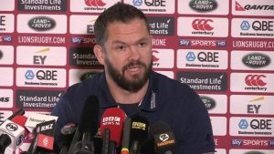 British & Irish Lions v New Zealand: Second Test is 'do or die' – Andy Farrell