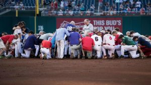 Congressional baseball game raises more than $1 million, sets attendance records
