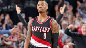 Damian Lillard reveals which NBA teams he'd join if he were to ever leave the Blazers