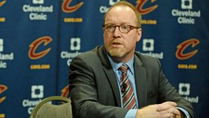 Report: Former Cavaliers GM David Griffin will be among Knicks' first interviews