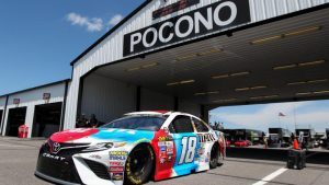 Monster Energy NASCAR Cup Pocono 400 starting lineup: Start time, TV channel, live stream