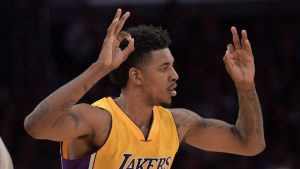 Lakers' Young declining option, becoming FA