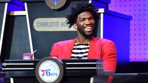 Embiid, Sixers trusting they can land Fultz in draft