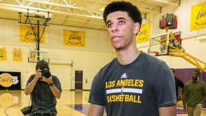 With LaVar on hand, Lakers and Lonzo revisit