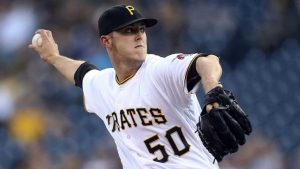 Pirates' Jameson Taillon scheduled to start just five weeks after cancer surgery