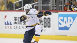 P.K. Subban says 'we're going to win the next game' after Predators lose again