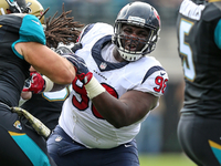 Texans expect big leap from D.J. Reader in Year Two