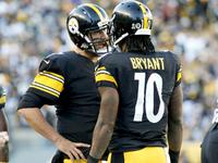 Bryant wants 'man-to-man' talk with Roethlisberger
