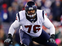 Duane Brown absent as Texans depart for camp