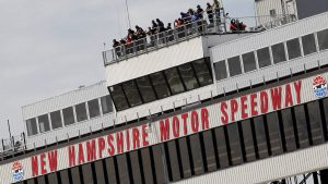 New Hampshire to be treated with traction compound before NASCAR weekend