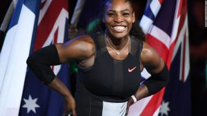 From being paralyzed by shame to coaching Serena
