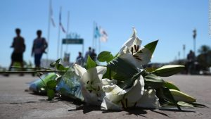 How football brought joy to grief-stricken Nice