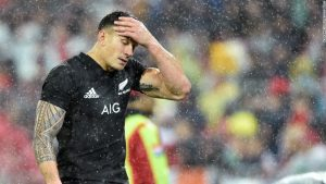 Lions defeat All Blacks to level series