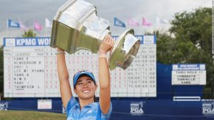 How Danielle Kang clinched first ever major