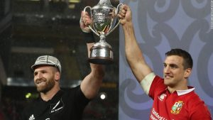 Stalemate in Auckland as Lions and All Blacks tie series