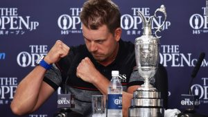Links, lies and ladybirds: The Open 2017