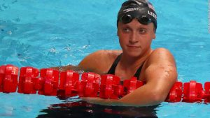 History for Ledecky as she claims 12th gold
