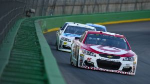 Kyle Larson penalized after Kentucky NASCAR race; loses championship lead