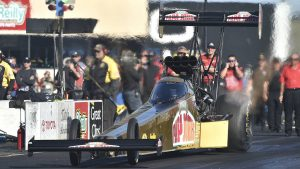NHRA Saturday qualifying results, Sunday elimination pairings from Sonoma
