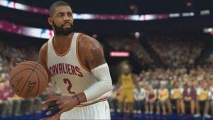 WATCH: NBA 2K releases player ratings; Kyrie Irving, Joel Embiid are unimpressed