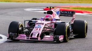 Force India F1 driver Esteban Ocon: 'People need to calm down' on Twitter