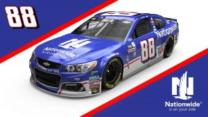 Dale Earnhardt Jr. to revive NASCAR Busch Series scheme for Southern 500